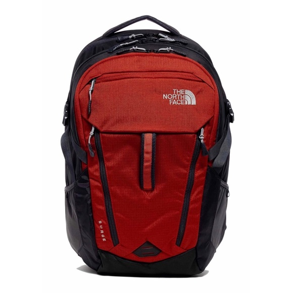 15da10beb The North Face 'Surge' Red Backpack 🎒 NWT
